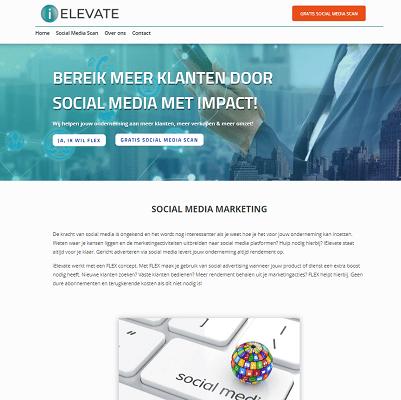 vormgeving website